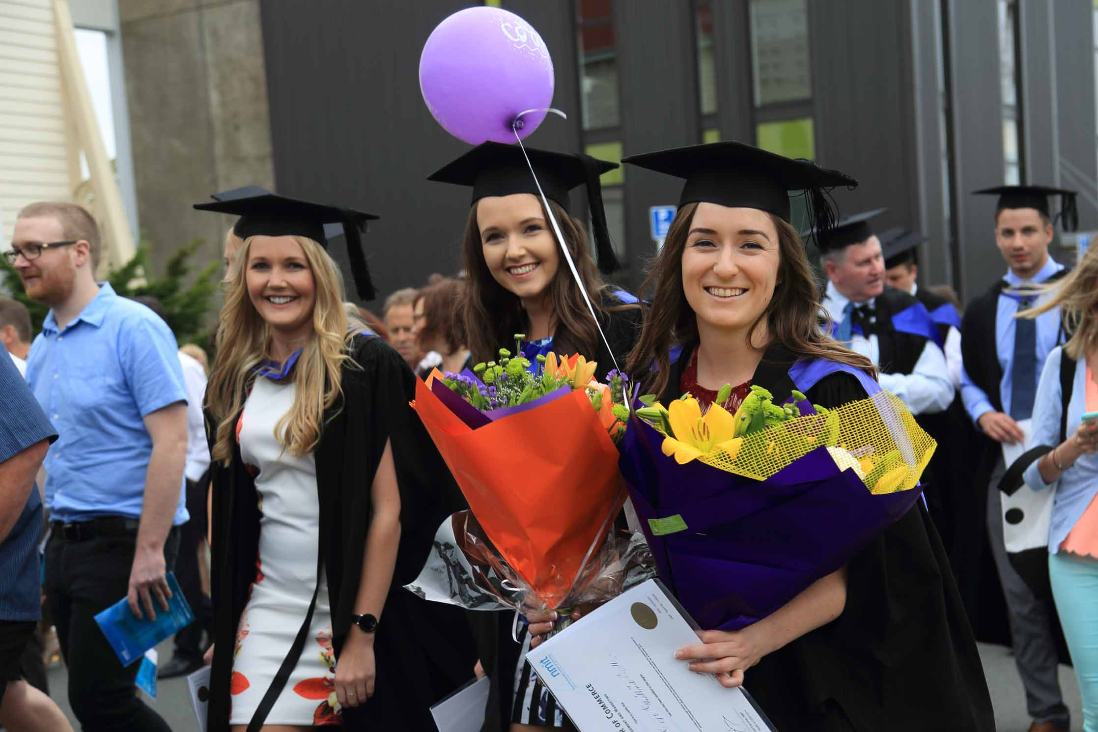nmit students graduating